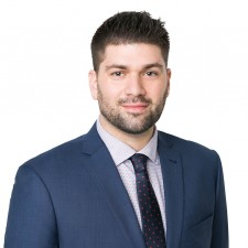 Damian Clancy Senior Associate